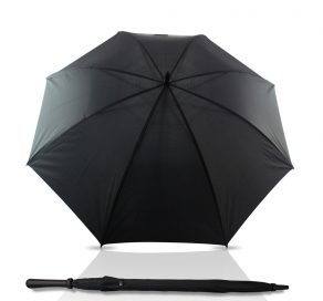 Rainco Black Umbrella