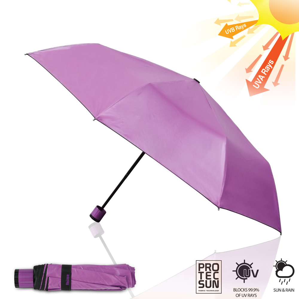 Purple – Sunproof umbrella